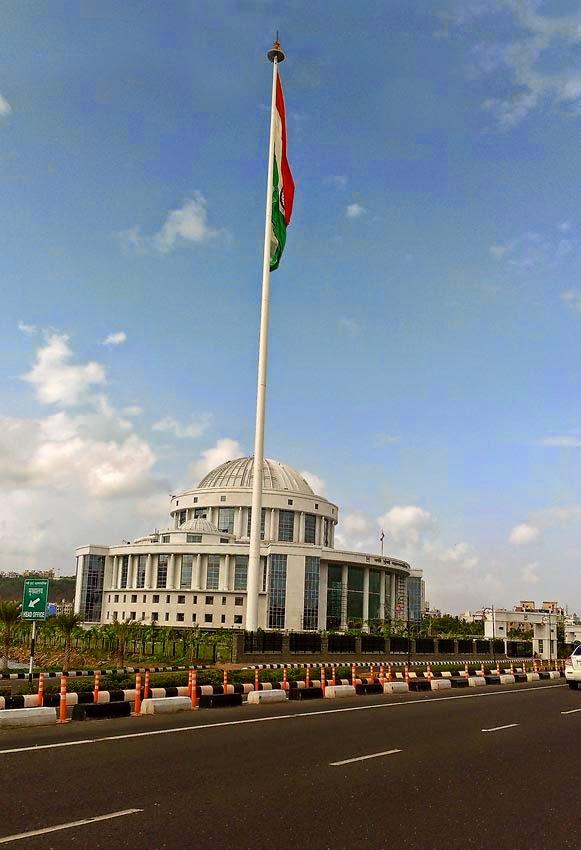 Navi Bombay Municipality building
