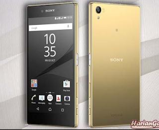 Spesifikasi Dan Harga Sony Xperia Z5 Premium