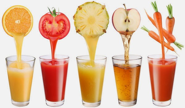 Benefits of fruit Juices