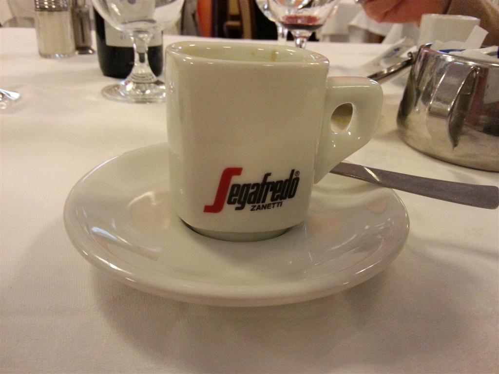 Ristorante Diana caffè Segafredo