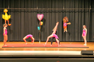 southpark charlotte gymnastics classes