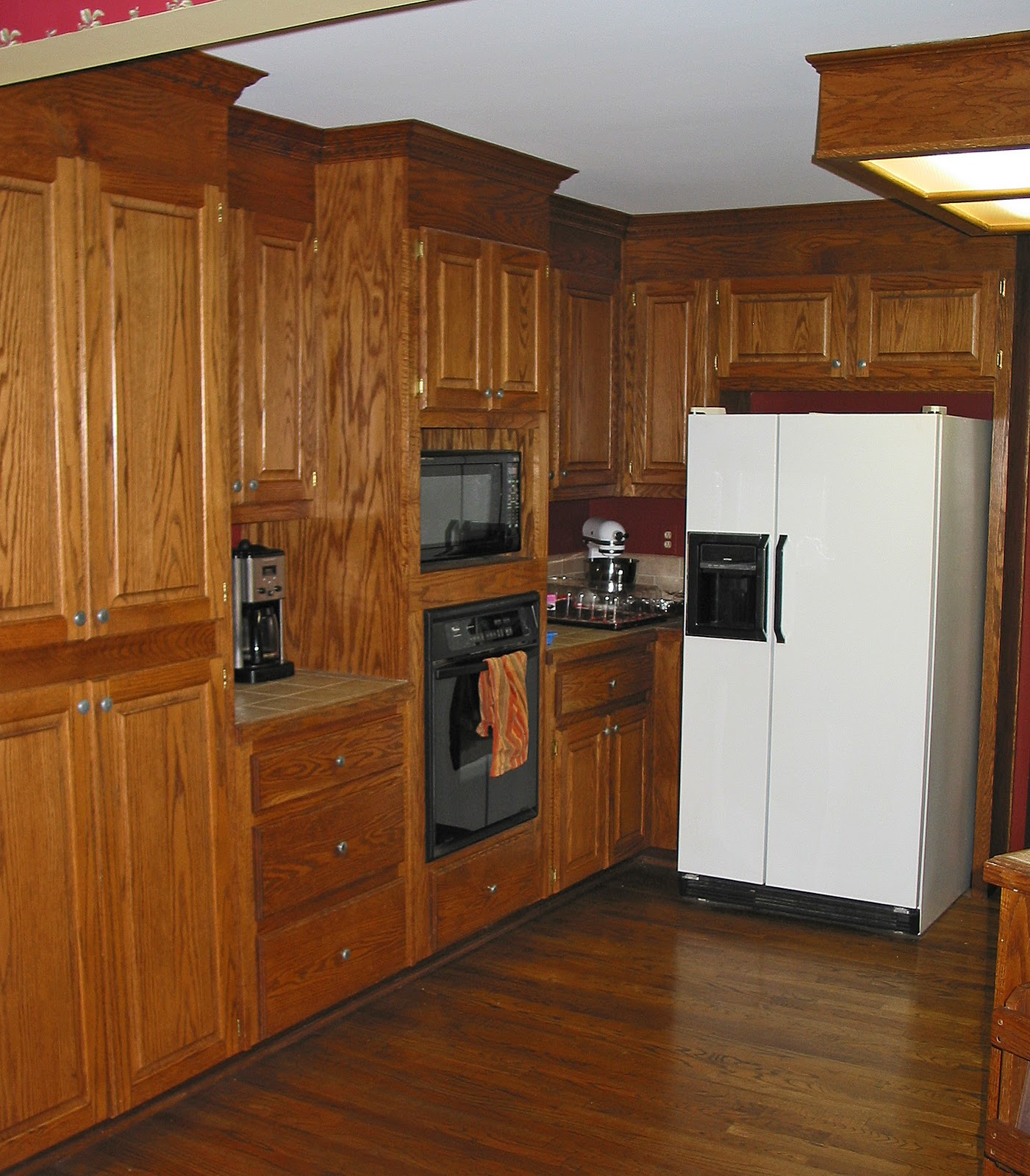 Staging Kitchen Counters: Goodbye, House. Hello, Home! Blog : Home Staging -- A