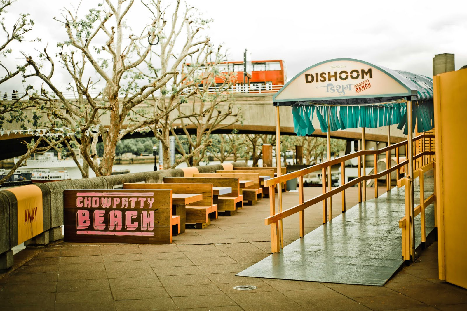 Sound Horn Please: Dishoom: A Fun Design Story