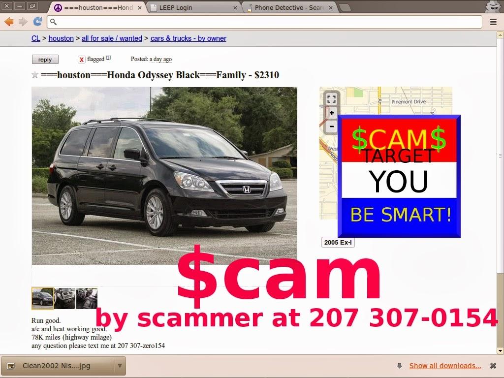 Craigslist Honda Odyssey For Sale By Owner - Best Car News ...