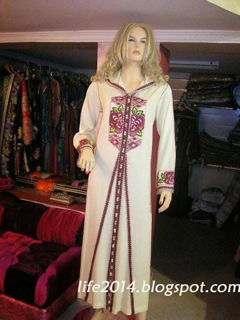 جلابة مغربية بتصاميم رااااااقية وألوان jallabafdfd95879.jpg