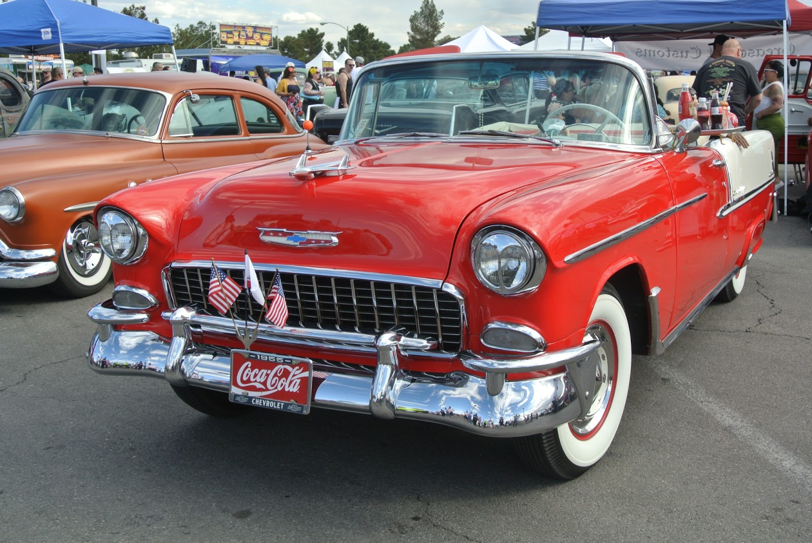 Photo focus viva las vegas 16 rockabilly weekender saturday car show and tattoo contest