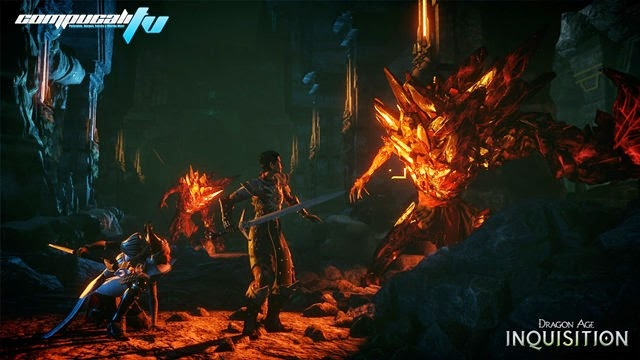 Dragon Age Inquisition desarrollado con Frostbite 3