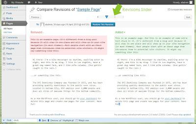 WordPress 3.6 - Special Features
