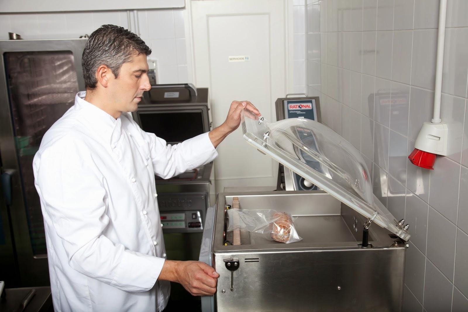 Si te gusta la cocina en ceat tenemos unas jornadas de 10 centro de estudios ceat - Cocina quinta gama ...