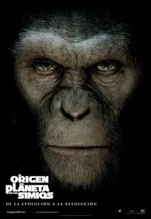 El Origen del Planeta de Los Simios (2011) online