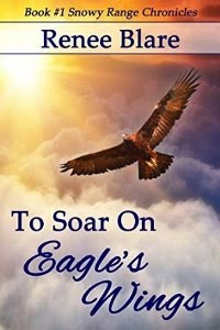 To Soar on Eagle's Wings - on the 2016 INSPY Longlist!