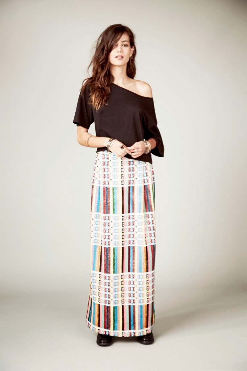 FREE PEOPLE'S LIMITED EDITION SKIRT COLLECTION