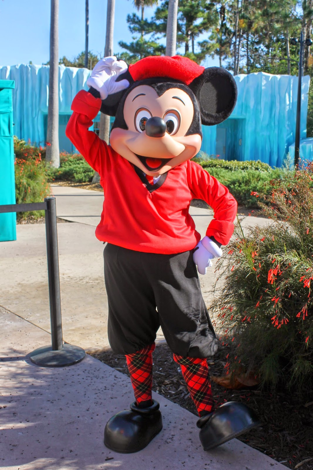Mickey Mouse Disney Character Hunt Halloween All Star Sports Resort