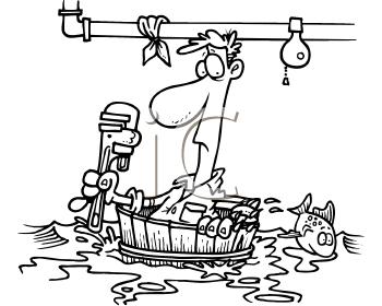 Sump Pump Drainage Pipe