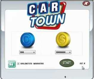 Car Town EX Hack Tool Cheat 2013 - free-best-cheats-online