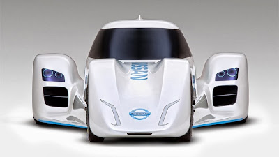 Zeod,nissan zeod, nissan electric car
