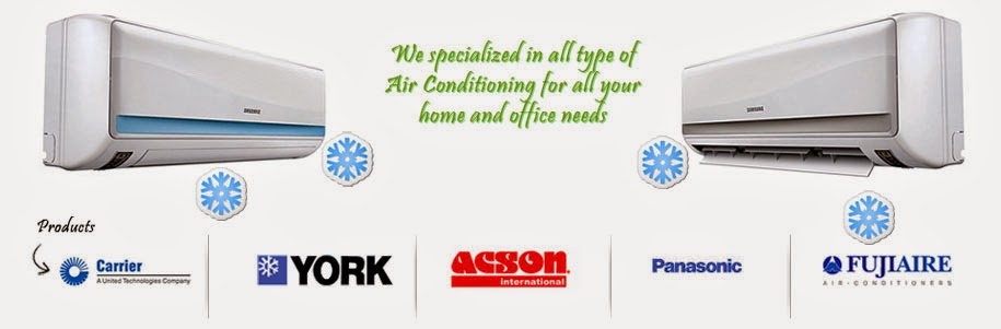 service aircond, install and repair