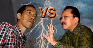Debat Jokowi Foke