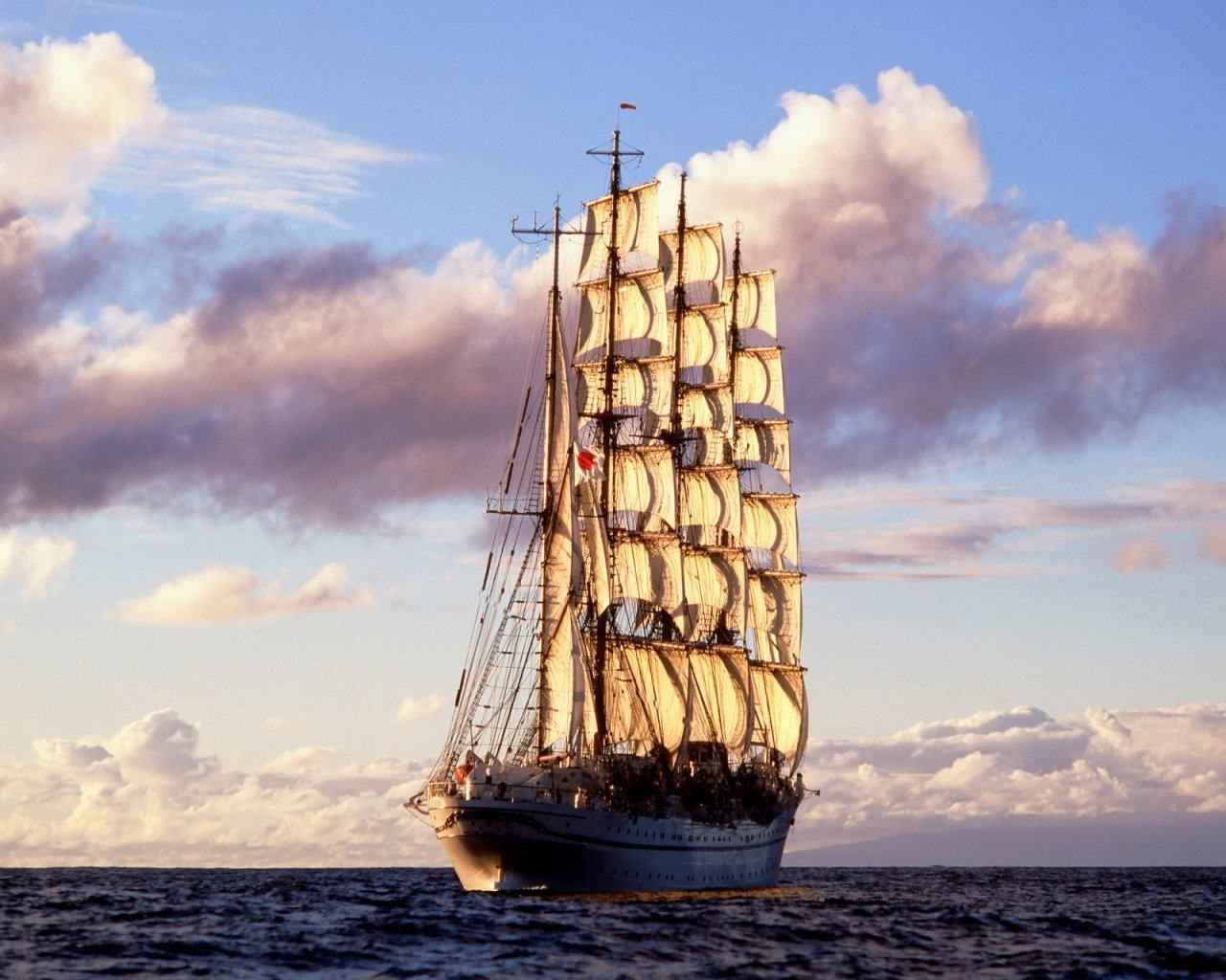 Great Voyage HD Wallpaper | Slwallpapers