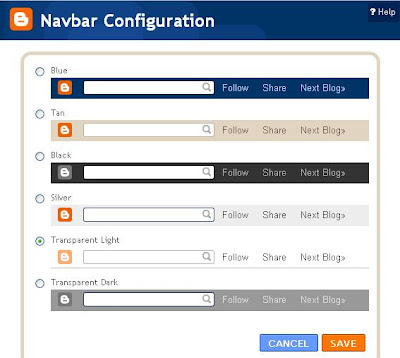 How To Make Blogger Nav-Bar Scroll Along With You Page?