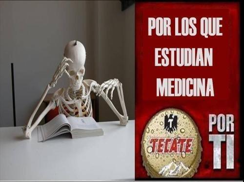 Por los que estudian Medicina, Por ti!!!!!