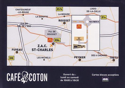 Les magasins d'usine des Bouches du Rhône