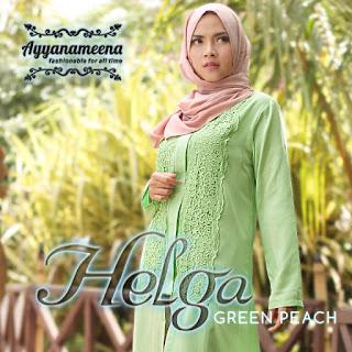 Ayyanameena Helga - GreenPeach