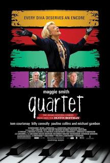 Ver online: El cuarteto (Quartet) 2012
