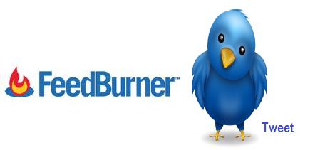 Feedburner Auto-tweet