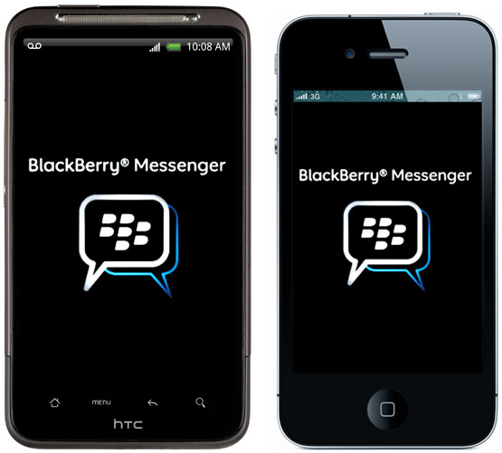BBM for Android and iPhone will be Available in October