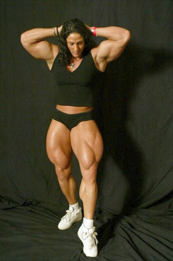 filles bodybuilding