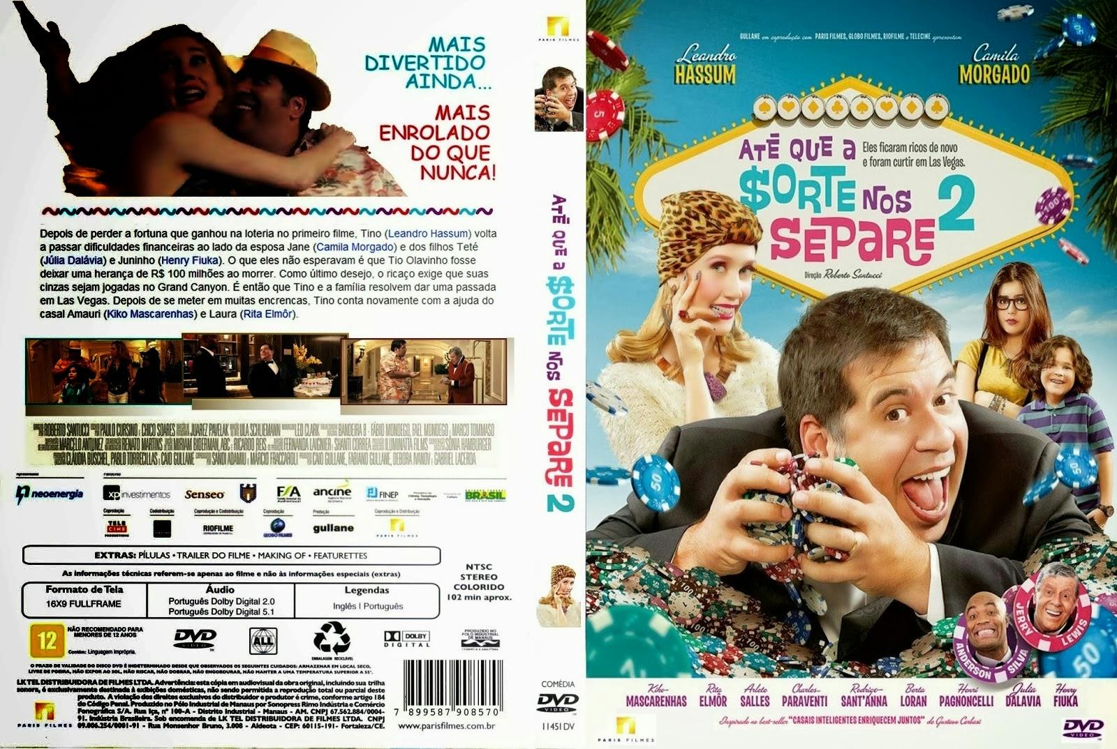 Baixar Filme At%C3%A9+Que+A+Sorte+Nos+Separe+2+Capa Até Que A Sorte Nos Separe 2 (Nacional) (2014) TS AVi  torrent
