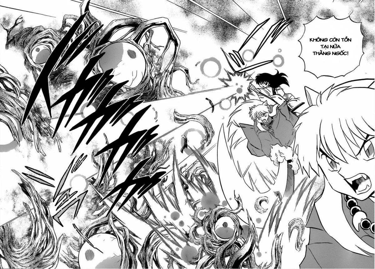 Inuyasha-Khuyển Dạ Xoa-Bản Đẹp chap 525 – extra Trang 29