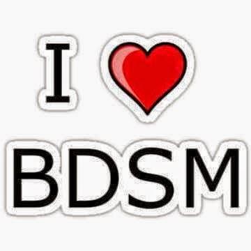 BDSM I Love it