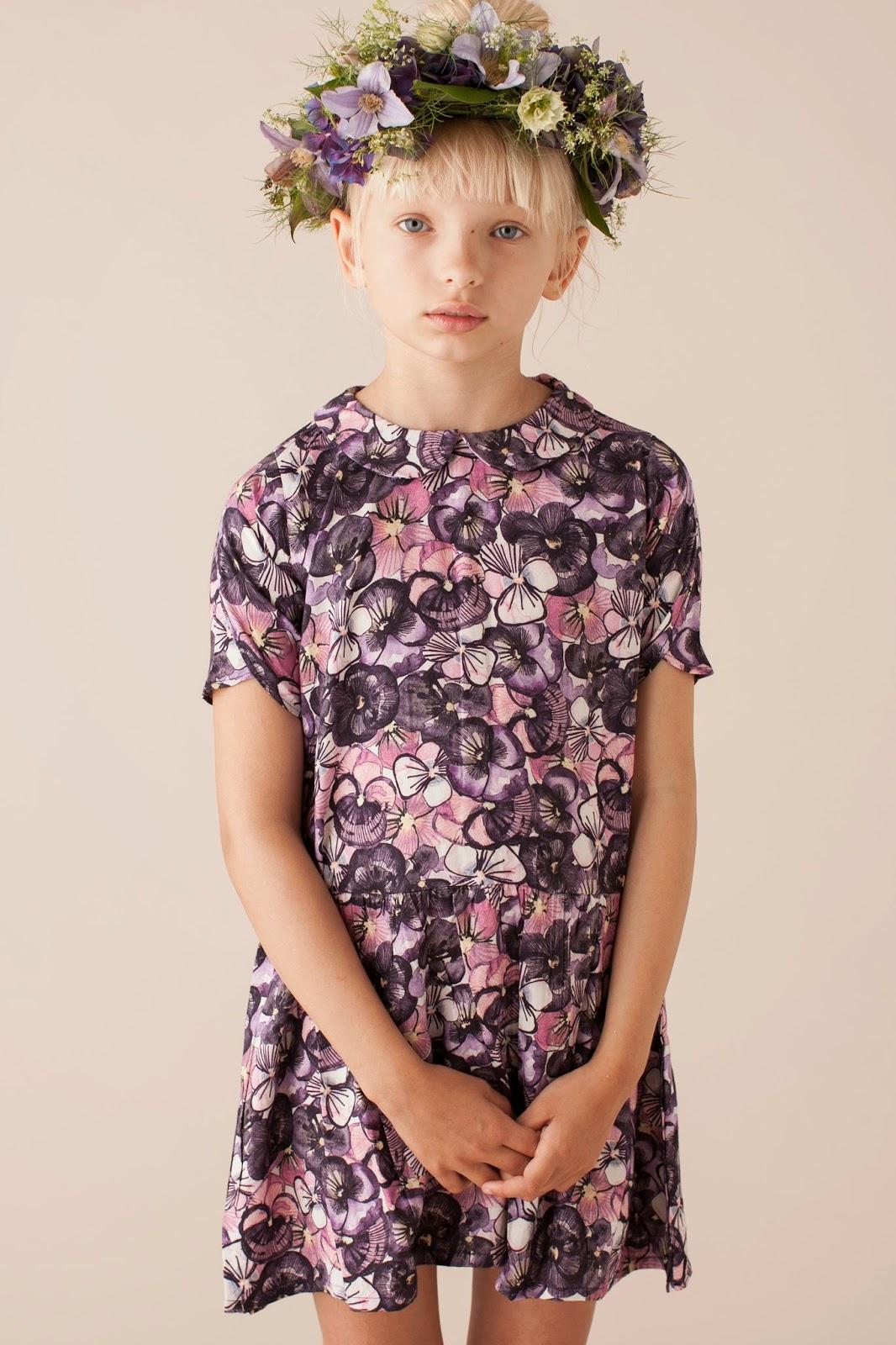 Soft Gallery moda niña Primavera Verano 2014
