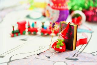 クリスマス テーブルフォト1