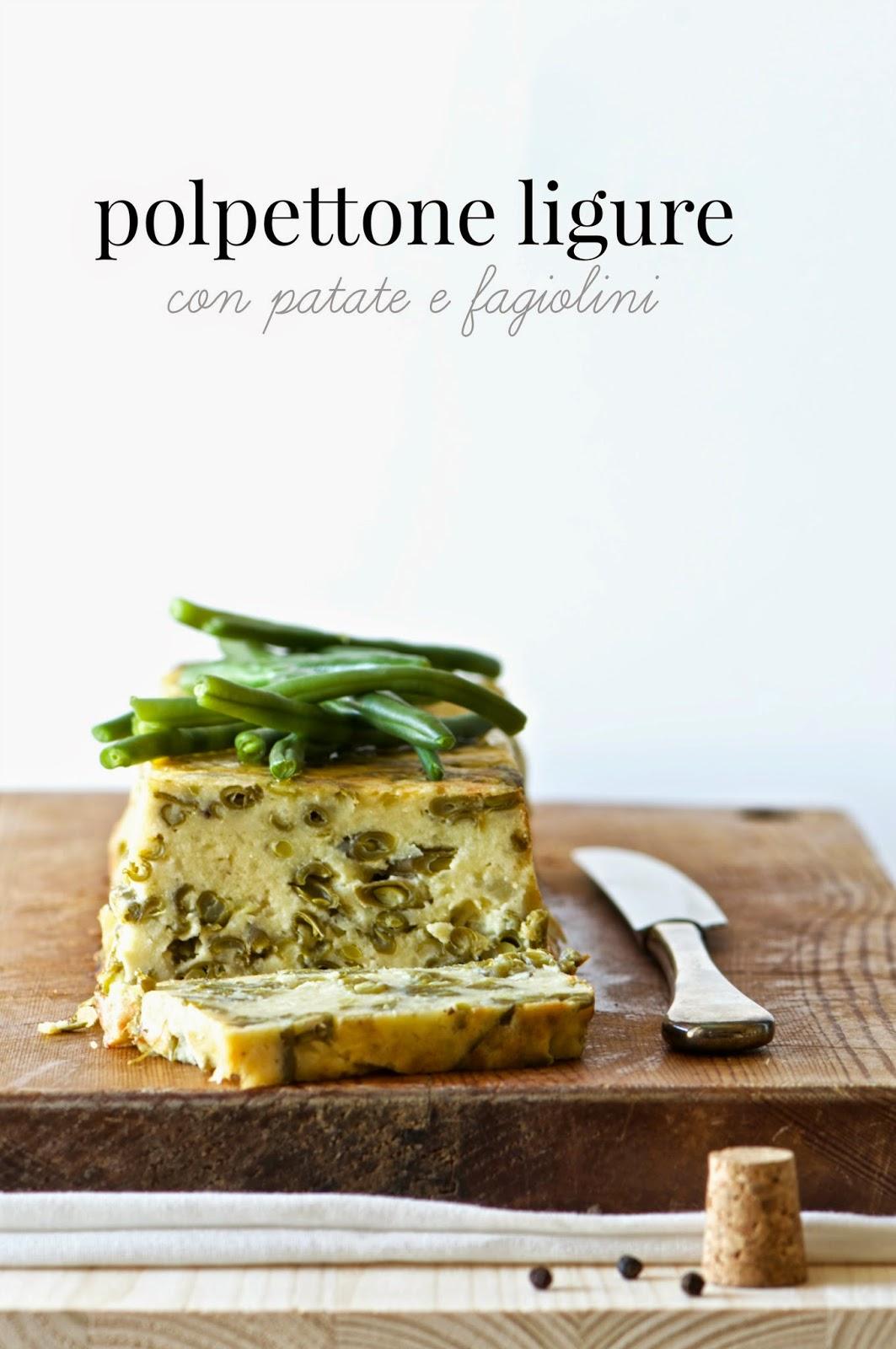 Polpettone Ligure Con Patate E Fagiolini Ricetta Ed Ingredienti Dei  #4A6219 1063 1600 Polpettone Classico Cucina