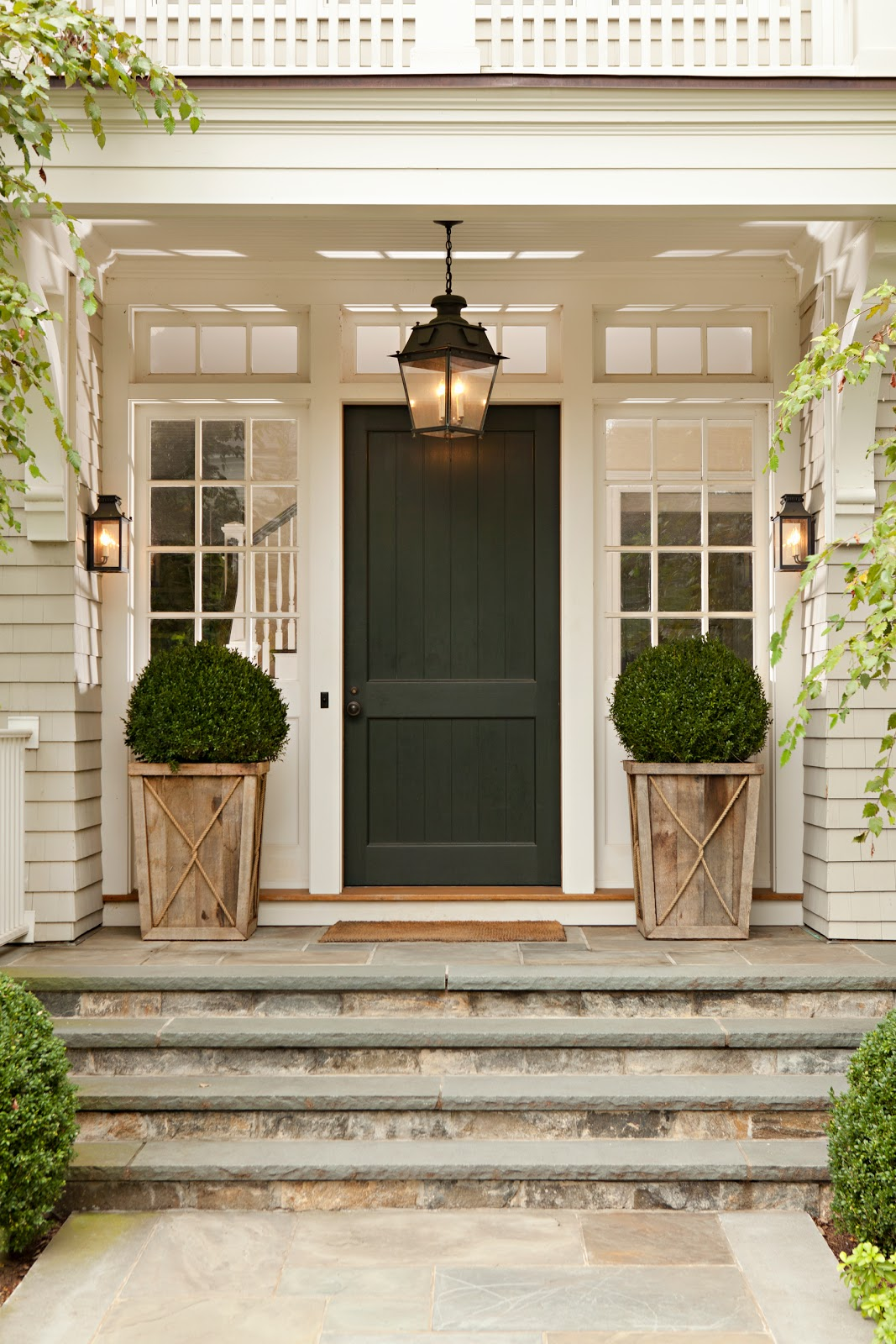 It 39 s everything i love extra pictures of our house for Exterior entryway designs