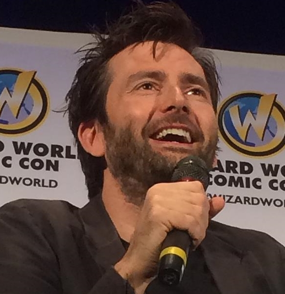 David Tennant at Wizard World Comic Con - Sunday 15th March 2015
