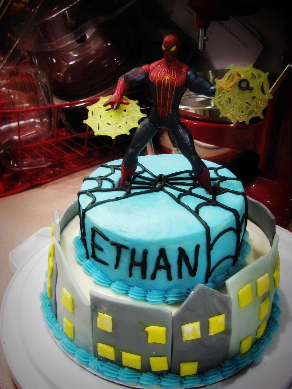 Happy Birthday Th Ethan Cake