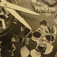 The Pengwins - Mad About the Band ep + 2 (1988, Circle)