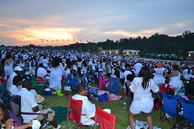 5200 people outdoors concert picnic - photo challenge