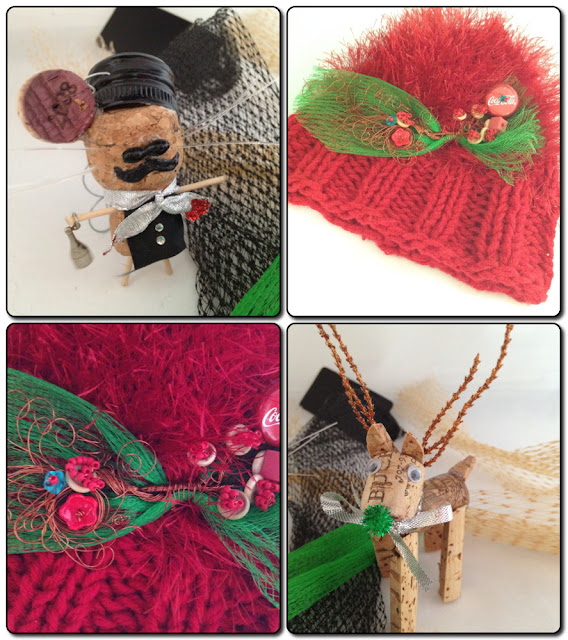 Georgia McMillan's Recycled Christmas collection