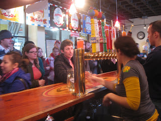 Boston: Harpoon Brewery