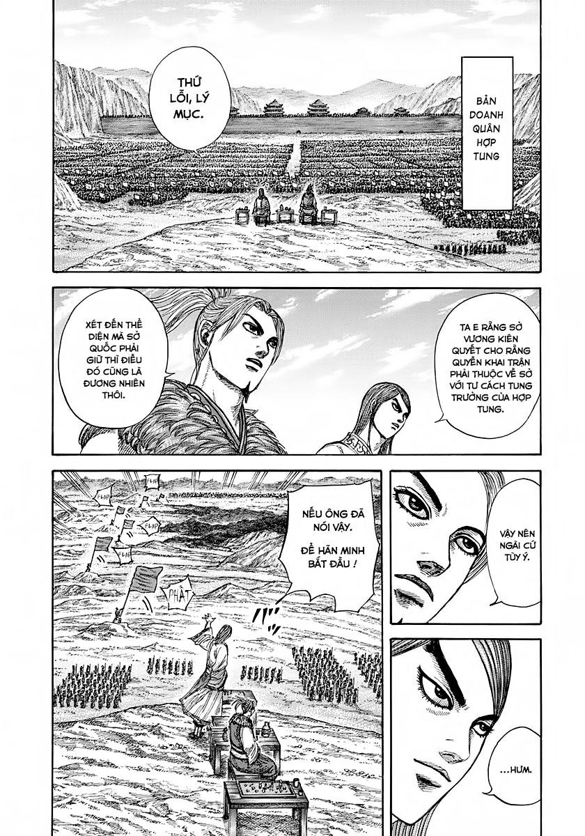 Kingdom – Vương Giả Thiên Hạ (Tổng Hợp) chap 271 page 13 - IZTruyenTranh.com