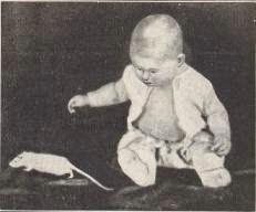эксперимент Маленький Альберт