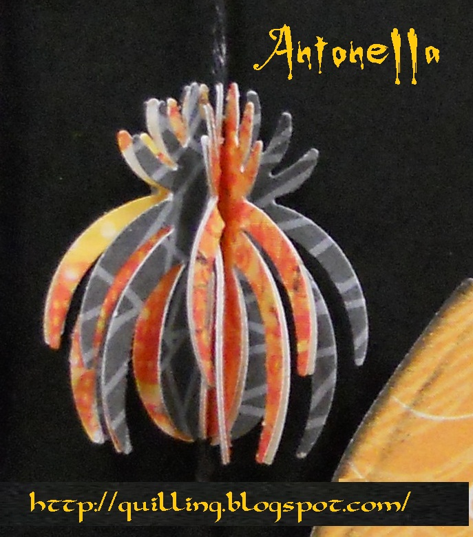 Antonella Spooky Spider