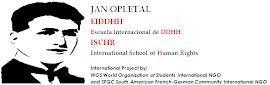 Escuela Internacional de DDHH