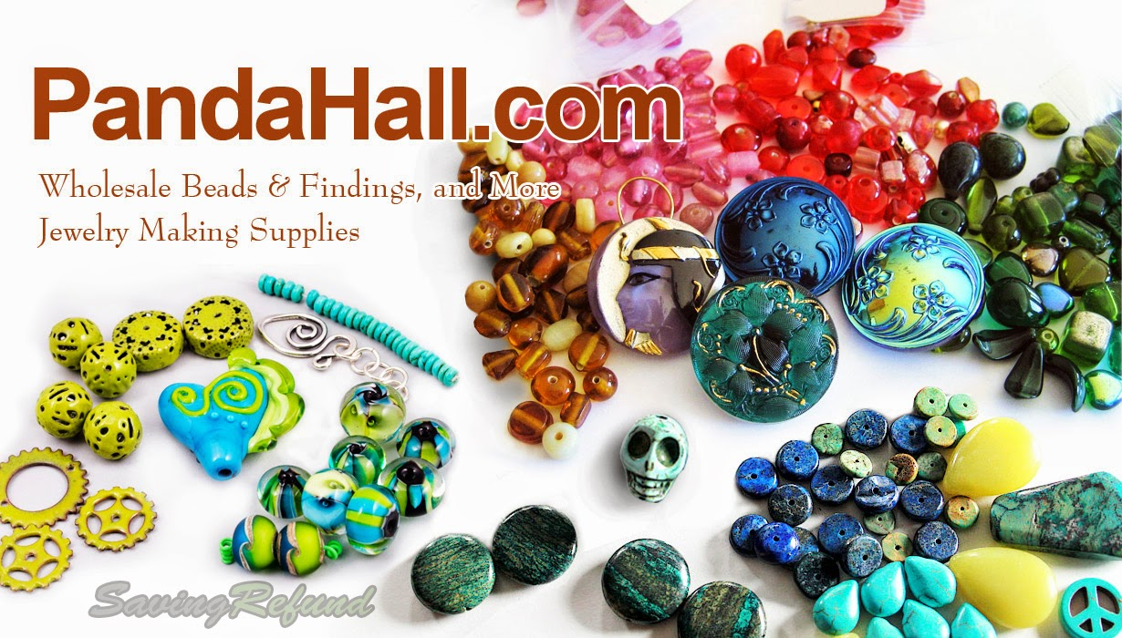 Pandahall coupon 75% Off for Beads and Jewelry ladies charm