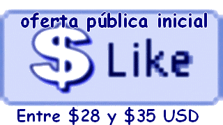 Facebook precio acciones oferta publica inicial bolsa rango 28 y 35 dólares,